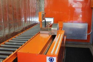Core Cutting Container